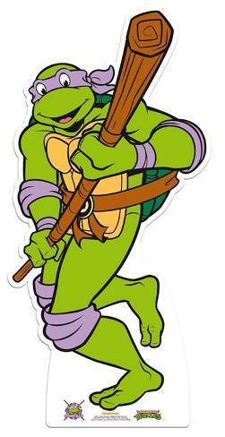 Donatello - Teenage Mutant Ninja Turtles Cardboard Cutouts