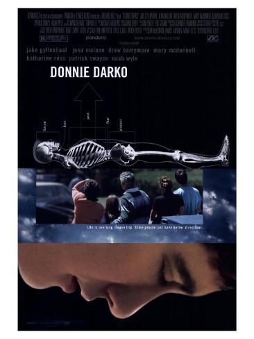Donnie Darko, 2001 Stretched Canvas Print