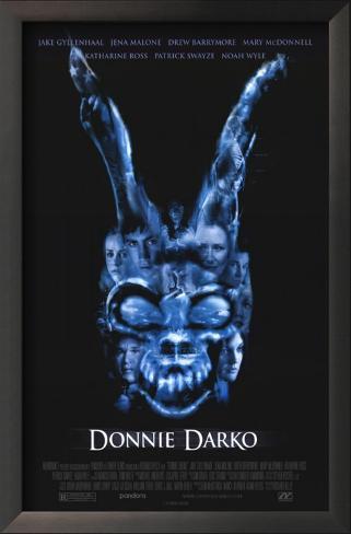 Donnie Darko Impressão artística emoldurada