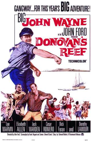 Donovan's Reef Masterprint