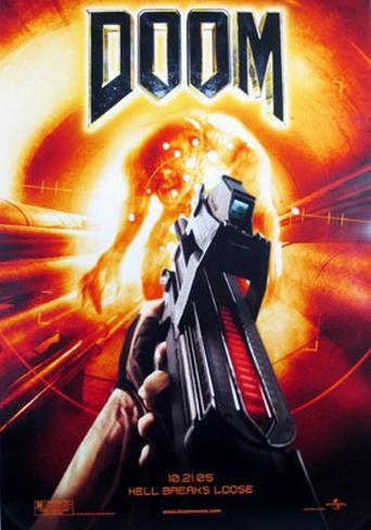 Doom Originalposter