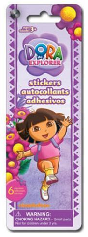 Dora the Explorer Stickers Flip Pack Stickers