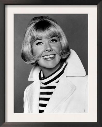 Doris Day, Mid-1960s Framed Art Print
