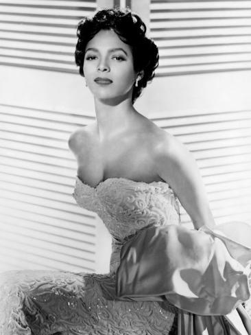 Dorothy Dandridge, c.1950s Photo