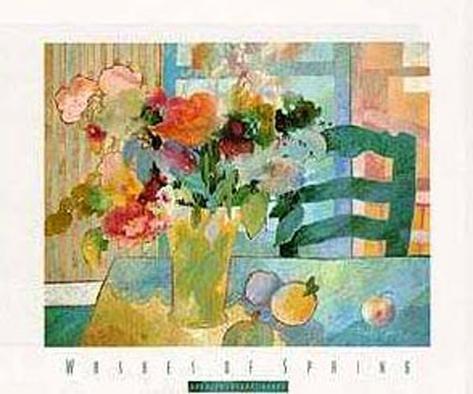 flowers art washes - photo #15