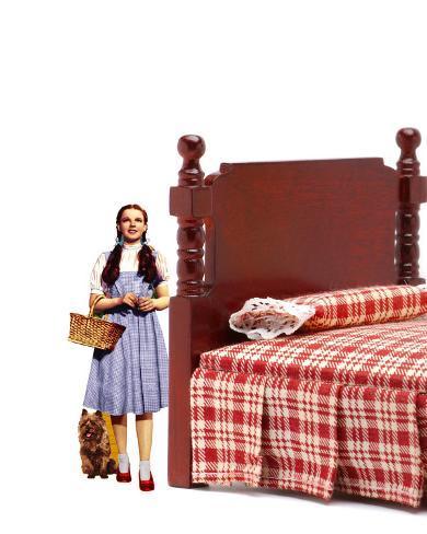 Dorothy y Toto Vinilo decorativo