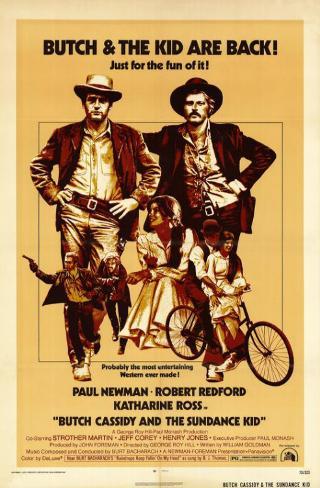 Dos hombres y un destino, 1969 Lámina maestra