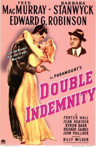 Double Indemnity Masterprint