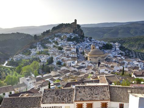Montefrio, Granada Province, Andalusia, Spain Photographic Print