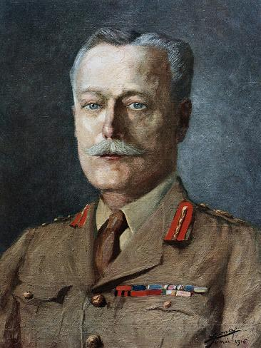Douglas Haig, Scottish-Born British Soldier, 1916 Giclee Print