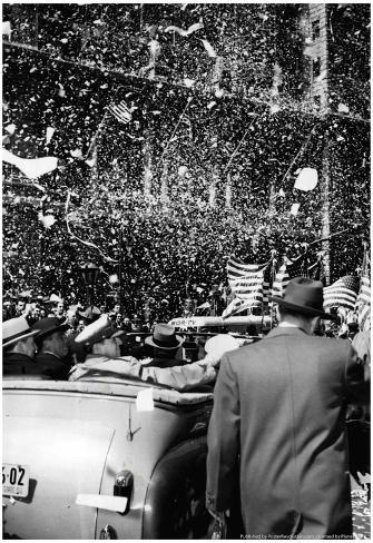 Douglas MacArthur Archival Photo Poster Poster