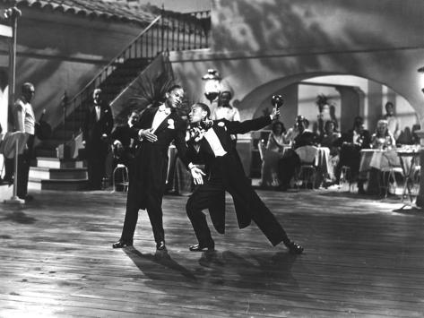 Down Argentine Way, The Nicholas Brothers (Fayard Nicholas, Harold Nicholas), 1940 Photo