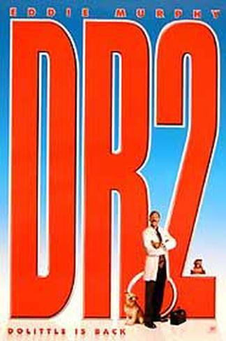 Dr Dolittle 2 Original Poster