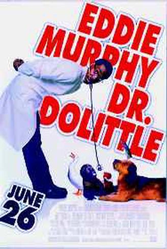Dr Dolittle Original Poster