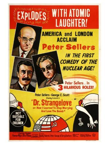 dr strangelove movie review