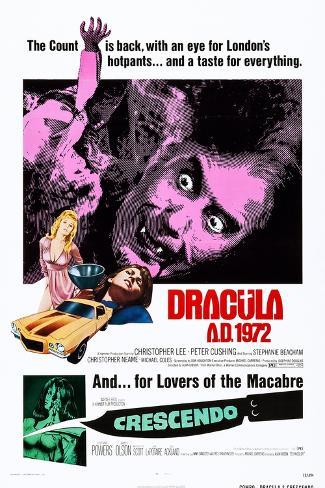 Dracula A.D., 1972 Art Print