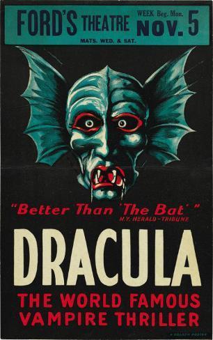 Dracula Masterprint