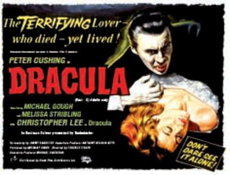 Dracula Tin Sign