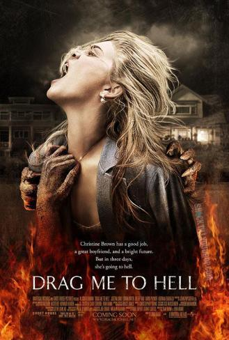 Drag Me to Hell Masterprint