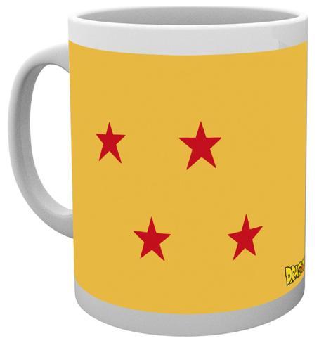Dragonball Z 4 Star Ball Mug Mug