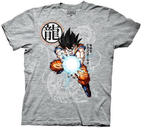 Dragonball Z - Goku Fireball T-Shirt