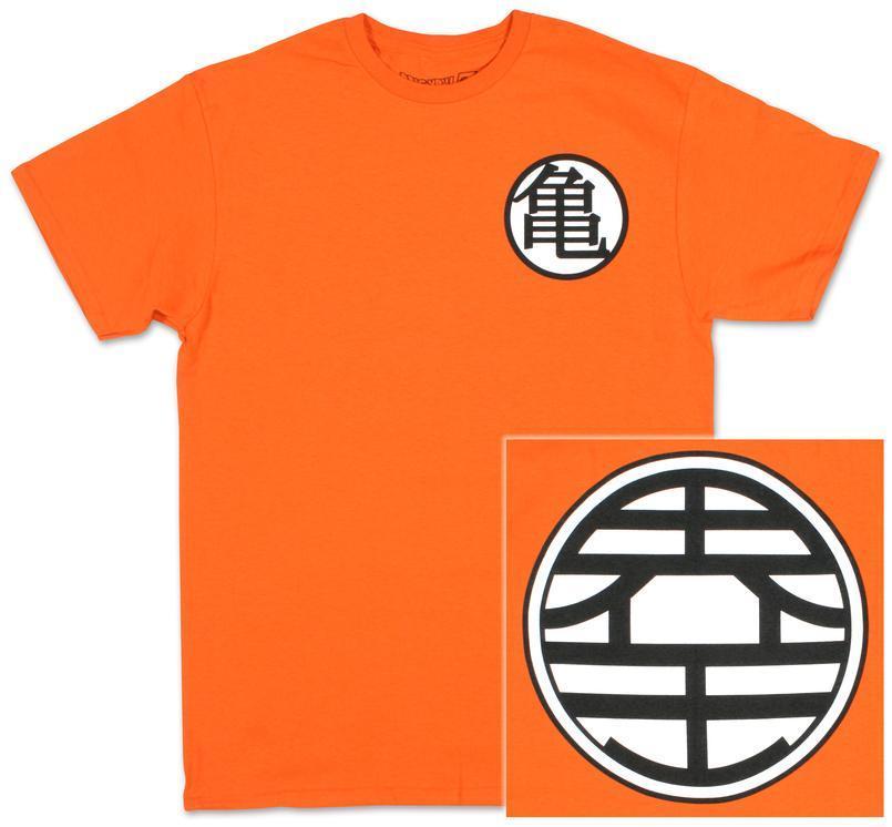 Dragonball Z Kame Symbol Shirts At Allposters