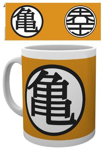 Dragonball Z - Symbols Mug Mug
