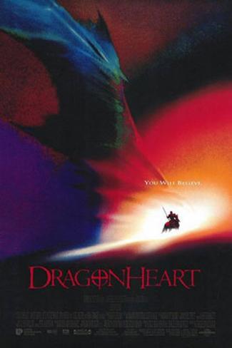 Dragonheart Originalposter