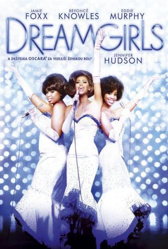 Dreamgirls - Czechoslovakian Style Poster