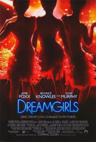 Dreamgirls Poster