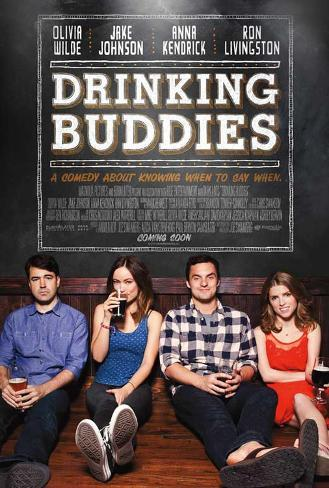 Drinking Buddies Masterprint