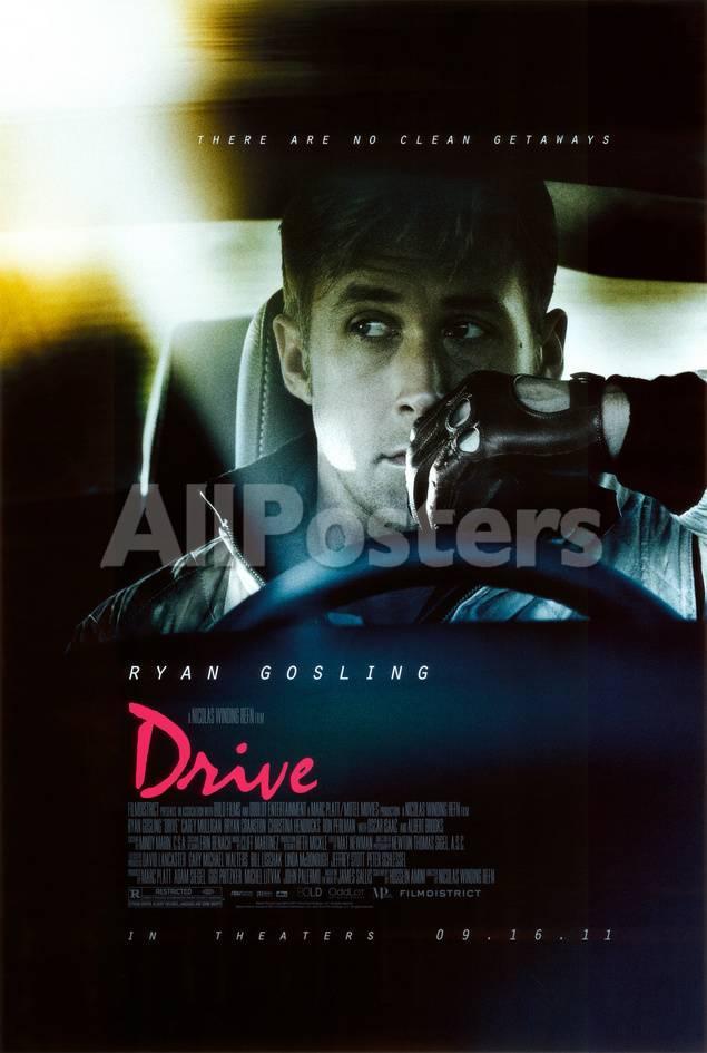 Drive, película Pósters en AllPosters.es