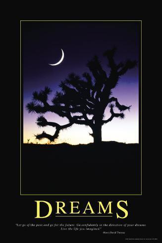 Drömmar Poster