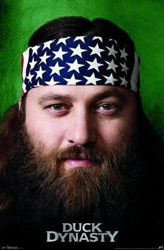 Duck Dynasty Willie TV Poster Poster