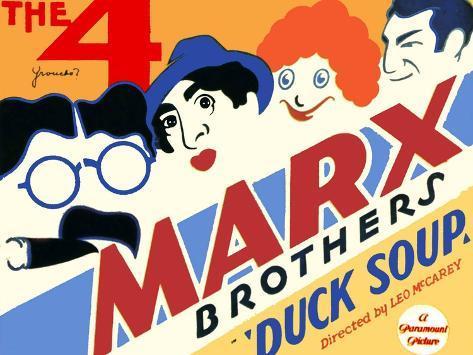 Duck Soup, 1933 Art Print