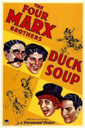 Duck Soup Masterprint