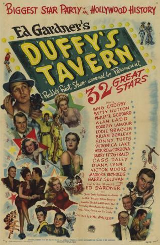 Duffy's Tavern Masterprint