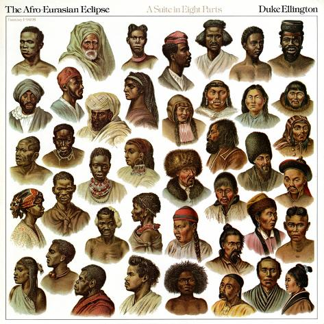 Duke Ellington - The Afro-Eurasian Eclipse Wall Decal