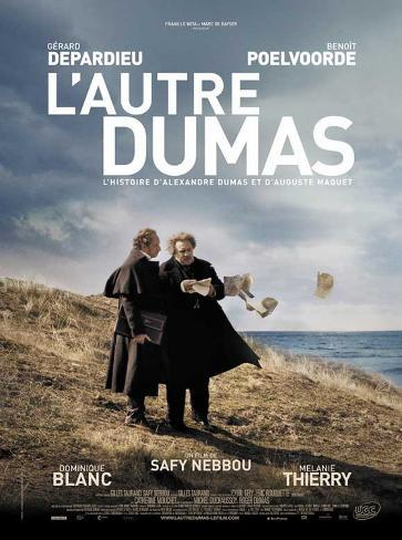 Dumas Movie Poster Pôster