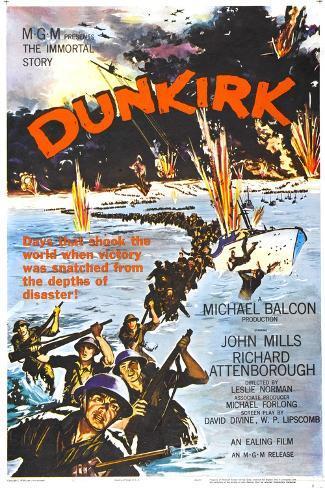 Dunkirk Art Print