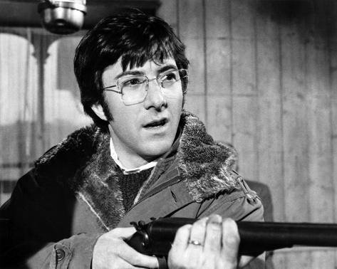 Dustin Hoffman, Straw Dogs (1971) Fotografia