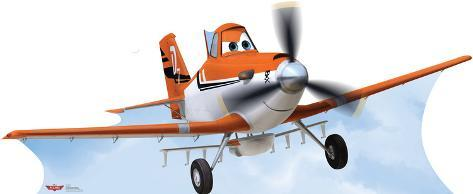 Dusty Cropper - Disney's Planes Movie Lifesize Standup Cardboard Cutouts