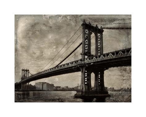 Bridge II Giclee Print