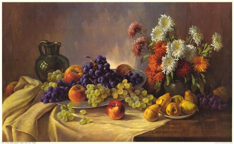 E Kruger Oil Paintings