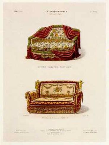 le garde meuble vi posters by e maincent. Black Bedroom Furniture Sets. Home Design Ideas