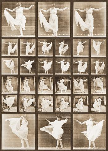 Fancy Dancing Art Print
