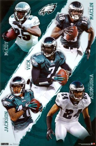 Eagles - Collage 2011 Poster