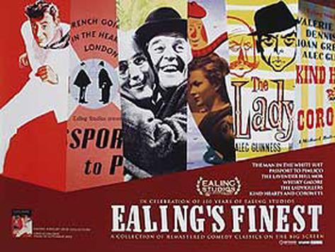 Ealings Finest Original Poster