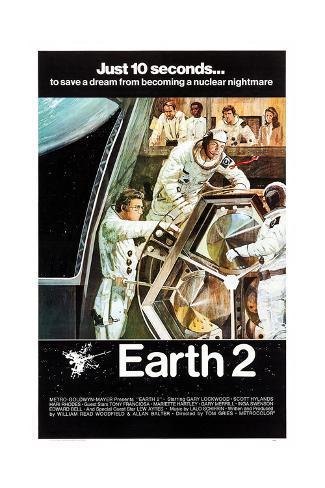 Earth 2 Giclee Print