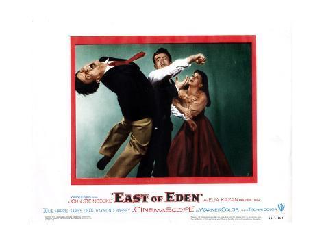 East of Eden, Richard Davalos, James Dean, Julie Harris, 1955 Övrigt